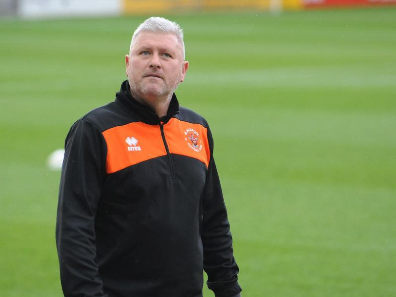 Terry Mcphillips Resigns As Manager Of Blackpool Fc Blackpool Gazette