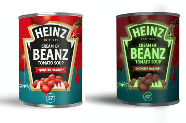 Heinz Has Made A Tomato Soup And Baked Bean Mashup For Halloween Here S How To Win A Tin Of It Blackpool Gazette