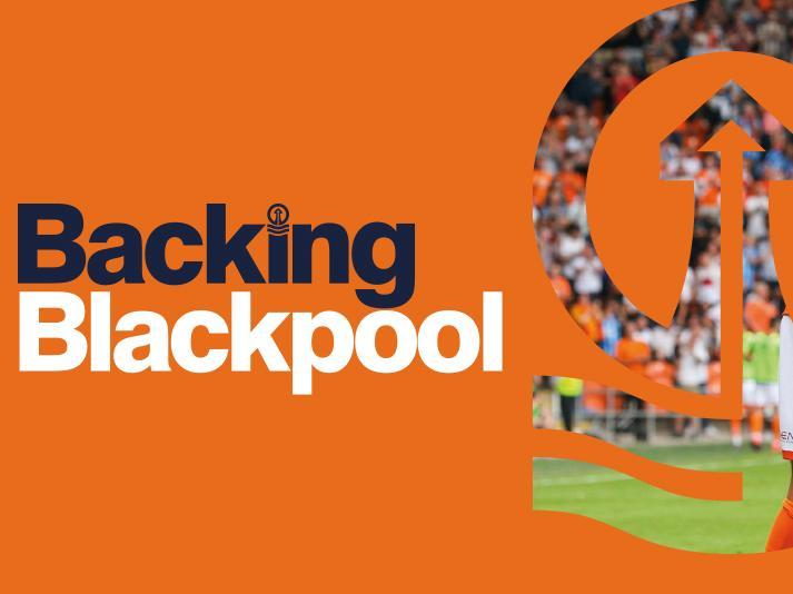 Blackpool Fc Launches New Campaign To Help Kick Off Exciting New Era Under New Owner Simon Sadler Blackpool Gazette