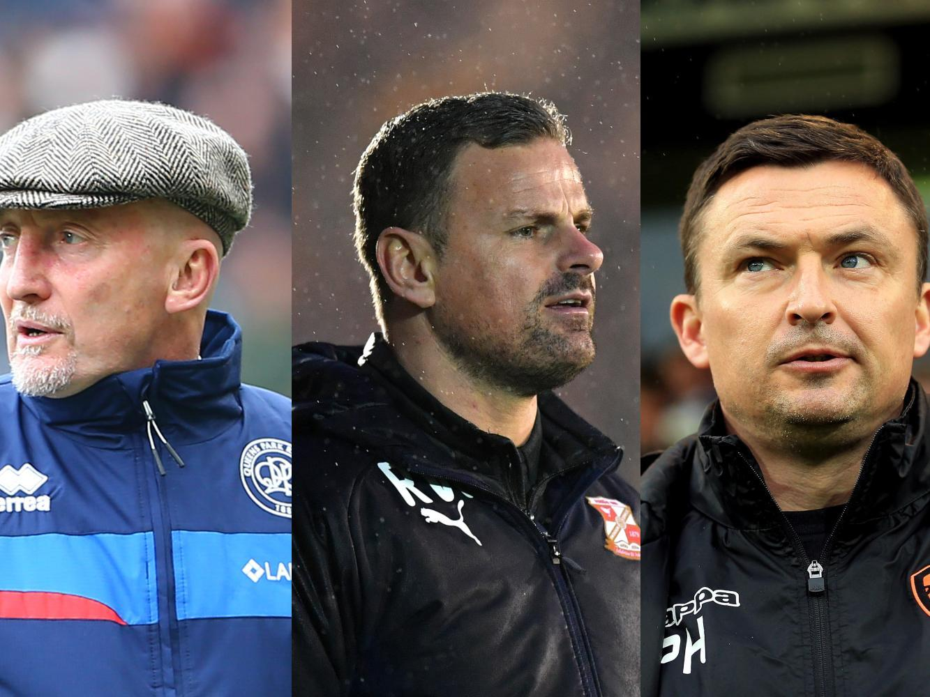 next blackpool fc manager betting odds