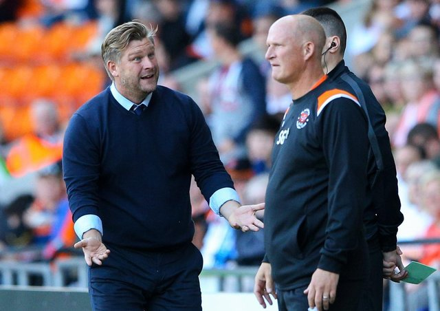 Opinion What Now In Blackpool S Search For A New Manager Blackpool Gazette