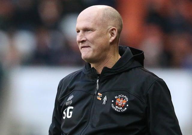 Blackpool Sacking Was Tough To Take For Simon Grayson Blackpool Gazette