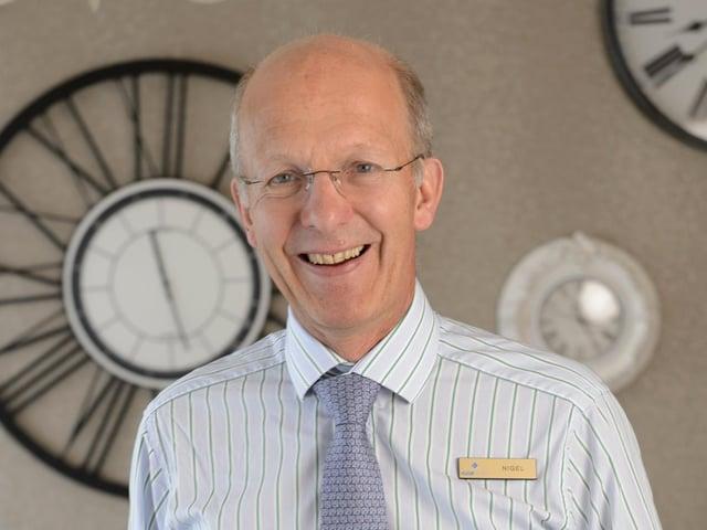 Nigel Seddon