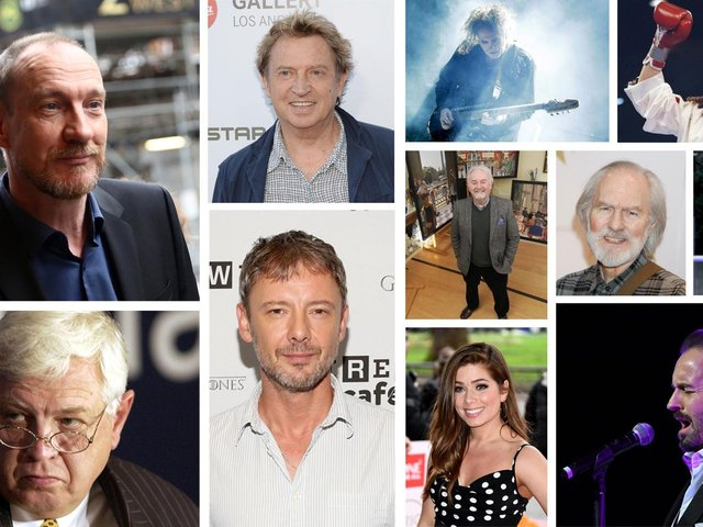 16 famous people who were born, lived or studied in Blackpool and the Fylde coast