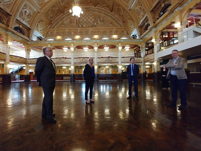 Tories Announce Conference Return To Blackpool Blackpool Gazette