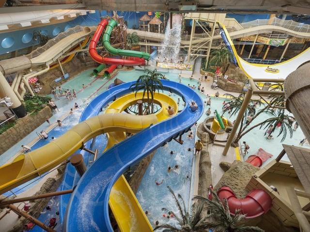 Sandcastle Waterpark, Blackpool opens Saturday July 25