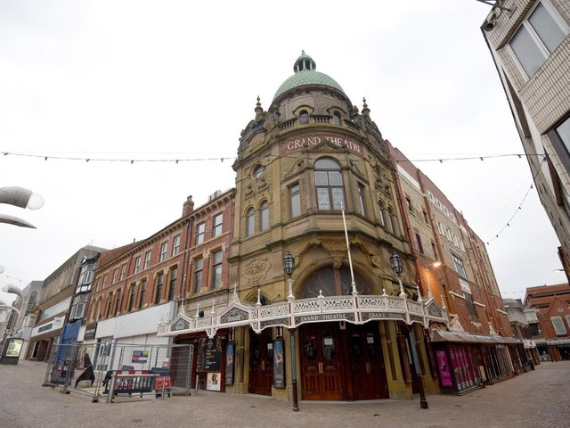 Grand Theatre, Blackpool is one of only two theatres nationally to be exploring how AI will transform experience for audiences in a post-covid era.