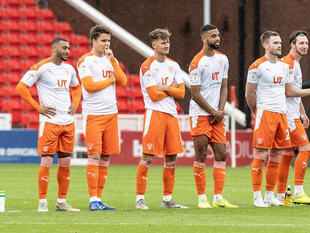 A Look At How Blackpool Fc S Squad Is Shaping Up Ahead Of 2020 21 League One Campaign Blackpool Gazette