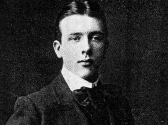 Lawrence Wright in his younger days
