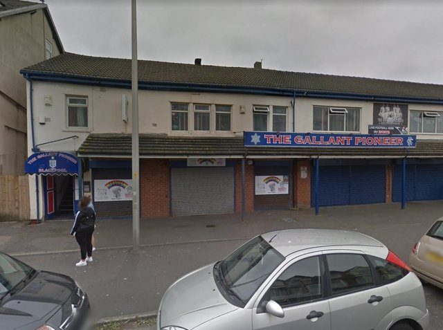 The Gallant Pioneer will not open for Rangers fans to watch this weekend's Old Firm match. (Credit: Google)