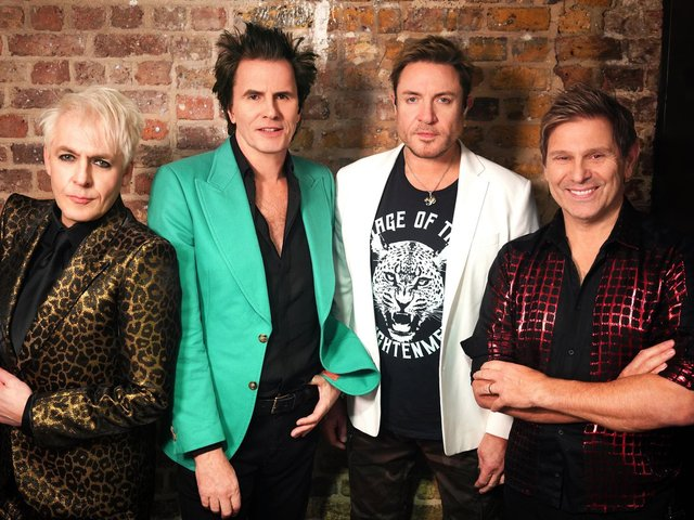 Duran Duran close the show for Lytham Festival 2021