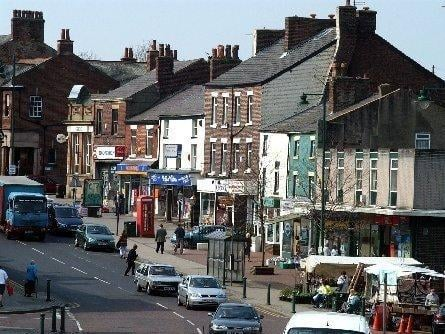 Kirkham has been awarded more than £6 million to revamp the town centre