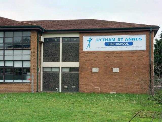 Lytham St Annes High School