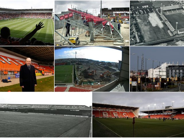 The many guises of Bloomfield Road