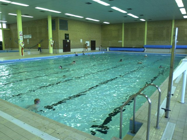 Fleetwood  swimming pool is to reopen in May
