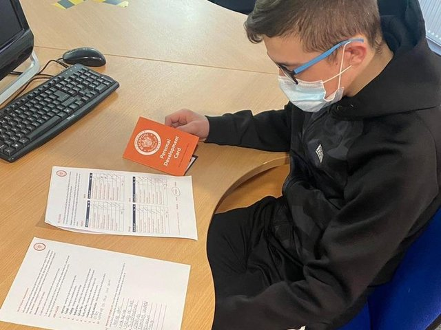 Helping young people to a brighter future is a key goal of Blackpool FC Community Trust