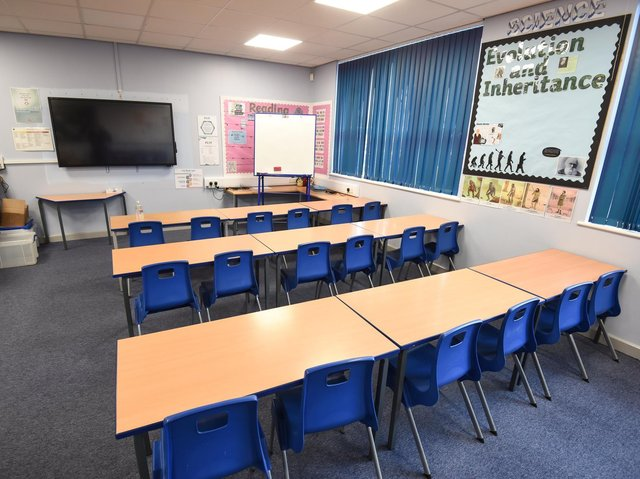 Pupils will return to Blackpool classrooms on Monday