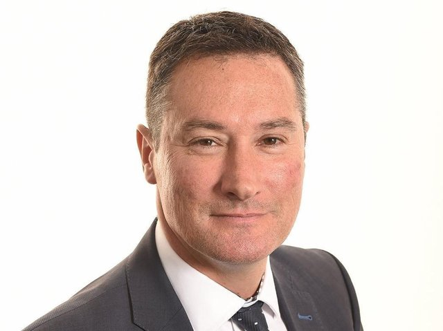 Chief executive Kevin McGee