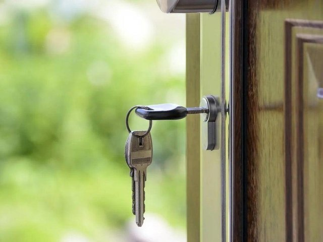 Getting the keys to your first home is an exciting life event