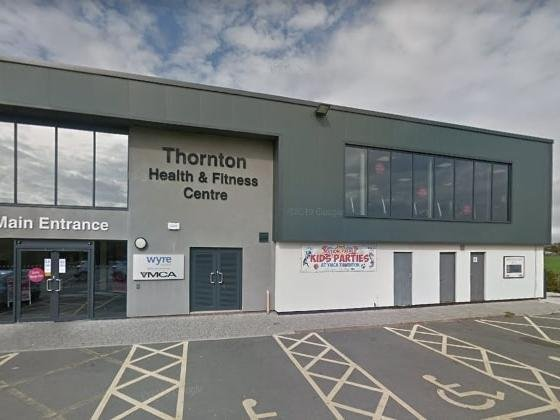 Thornton's YMCA Leisure Centre has been set up as a Covid lateral flow testing site for symptom-free workers.