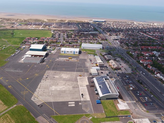The daily running of operations at Blackpool Airport has been taken in-house by Blackpool Council