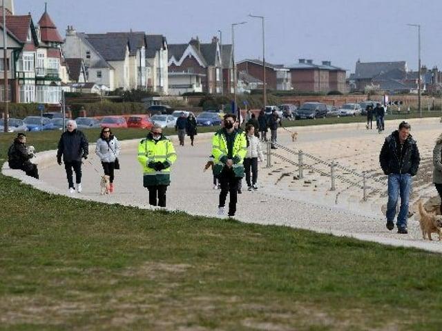 England is still under national lockdown
