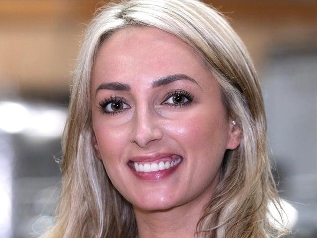 Joycelyn Neve of the Seafood Pub Company