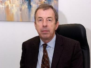 Colin Mustoe, chairman of the Royal Lancashire Agricultural Show