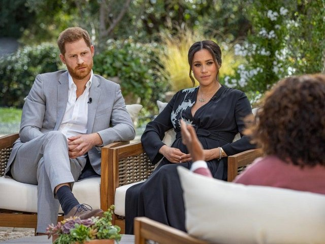 Meghan Markle's discussion about her mental health issues during her time with the Royal Family has been praised by Lancashire mental health experts.