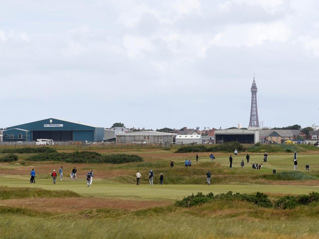 St Annes Old Links will host regional qualifying as well as final qualifying for this year's Open Championship