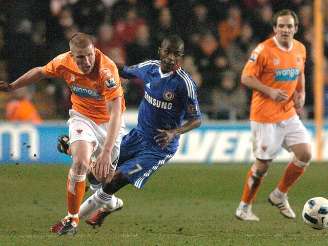 Keith Southern hoped to be in contention after impressing against Chelsea