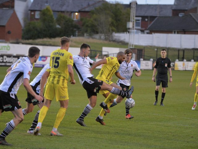 AFC Fylde had hoped to continue their season Picture: Steve McLellan