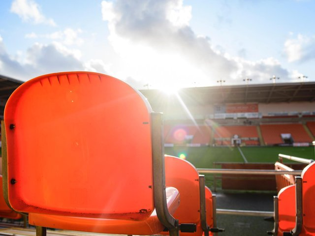 Bloomfield Road is the venue for this afternoon's encounter