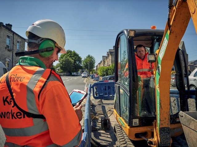 CityFibre is getting set to install £60m a gigabit capable fibre optic network for Blackpool