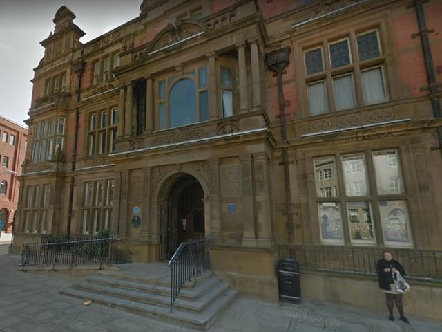 The inquest took place in Blackpool today