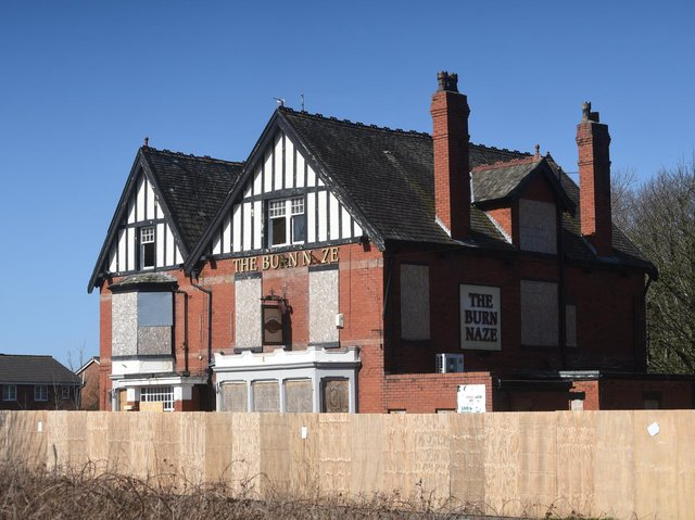 The Burn Naze pub in Thornton is set to be demolished. Photo: Daniel Martino for JPI Media