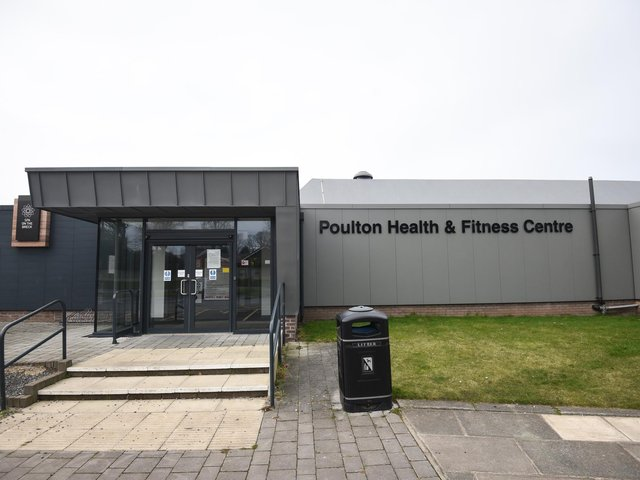 Lateral flow Covid testing is set to move from Thornton Leisure Centre to Poulton Leisure Centreas part of Fylde Coast YMCAs reopening plans. Photo: Daniel Martino/JPI Media