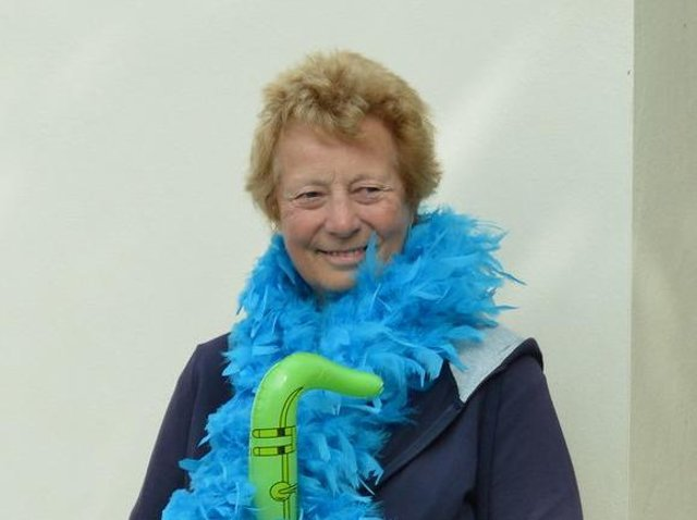 Elizabeth Abbott, Blackpool District Scout secretary