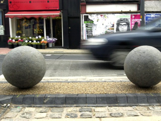 The people of Preston are not bowled over by the new Friargate balls
