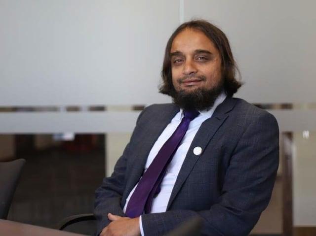 Dr Arif Rajpura