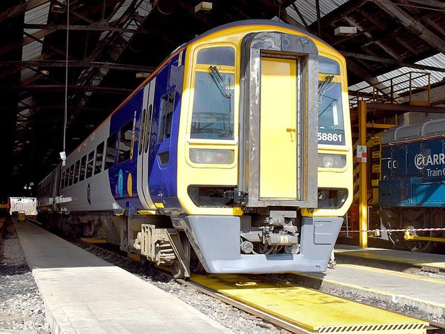 Northern says all its trains have now been refurbished