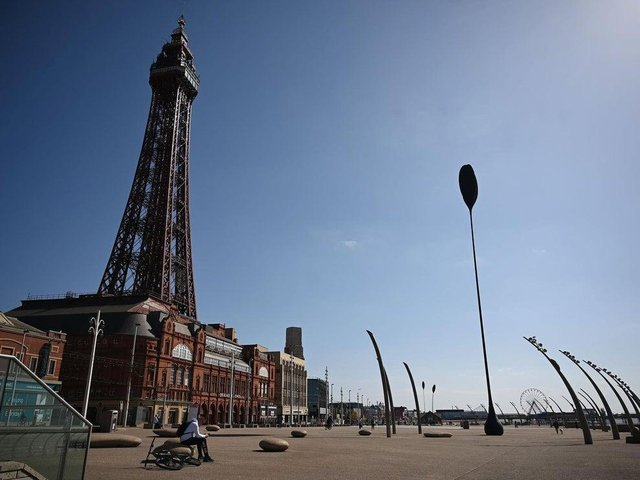 This how many Covid related deaths there have been in each area of Blackpool since the start of the pandemic.