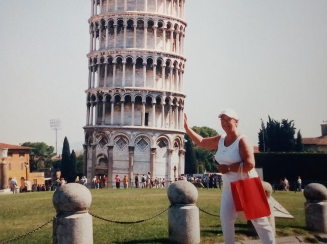 Keeping the Tower of Pisa steady