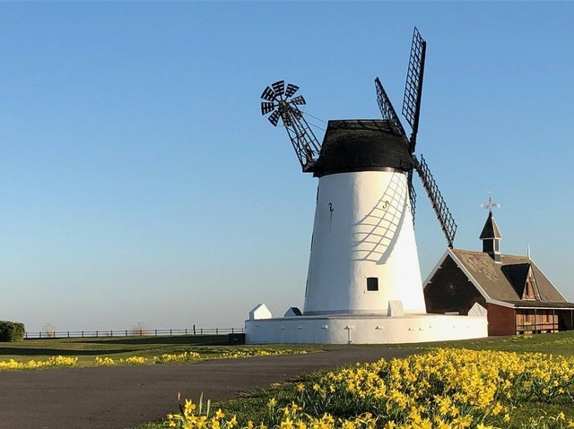 It's Census Day on Sunday and Lytham Windmill will be lit purple as a reminder