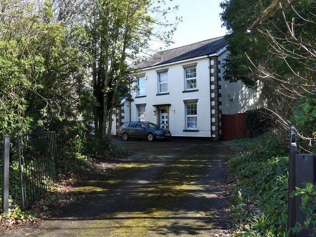 St Thomas's vicarage at Garstang could soon be up for sale