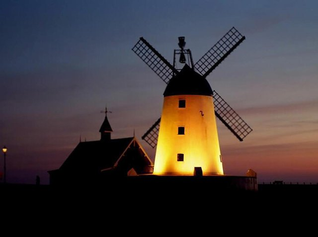 Lytham Windmill will be lit up yellow on the evening of March 23