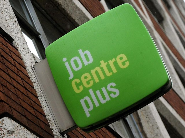 Unemployment is still high compared to February last year