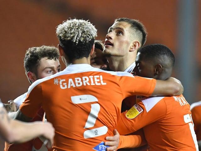 Jerry Yates bagged a brace as Blackpool beat Peterborough 3-1