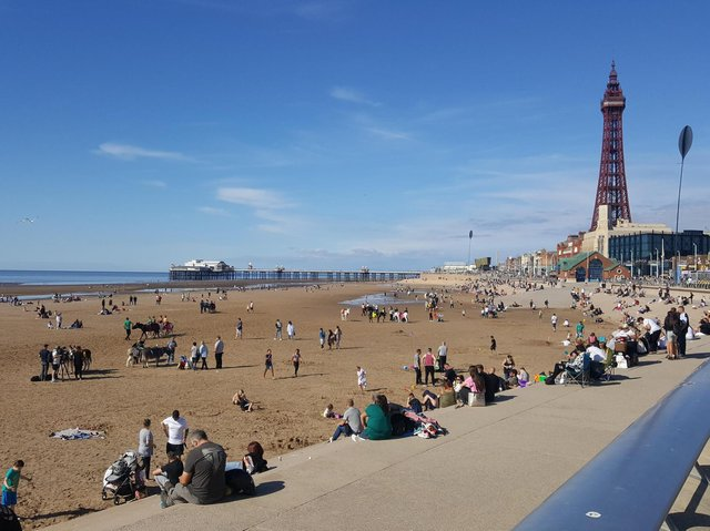 Tourism recovery is vital for Blackpool