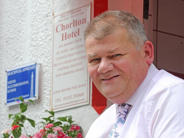 Ian White wants to work with the council over proposals to regulate supported living accommodation